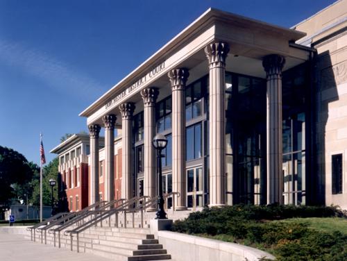 Dorchester District Courthouse