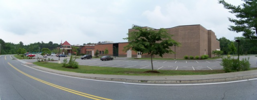 Oyster River Cooperative High School