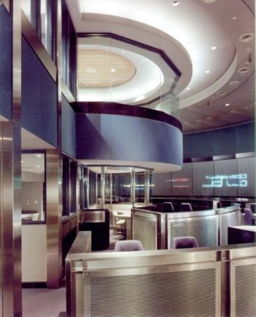 MBTA control room